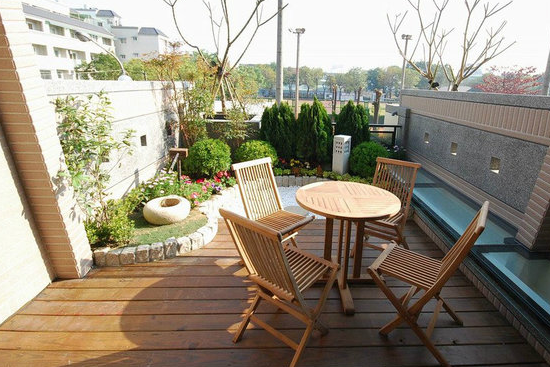 欧式风格阳台设计效果图欣赏