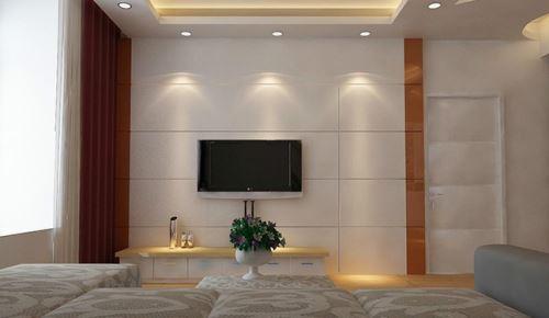 十堰装修客厅电视背景墙的一些实用经验分享